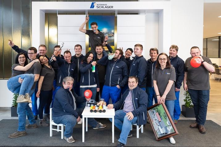 Autohaus Schlager Team